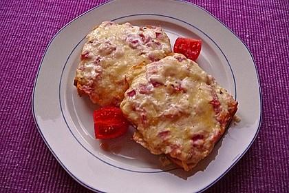 Flammkuchen - Toast 58