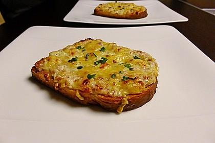 Flammkuchen - Toast 1