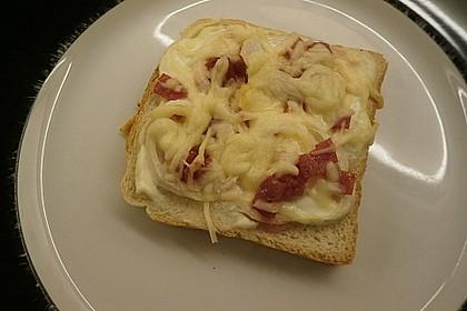 Flammkuchen - Toast 20