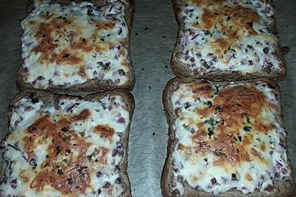 Flammkuchen - Toast 17