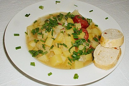 Zwiebel - Kartoffel - Topf 2