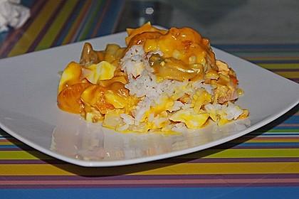 Reis - Schichtsalat 1