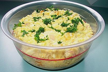 Reis - Schichtsalat 2