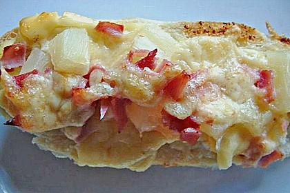 Baguette Hawaii Gourmet 5