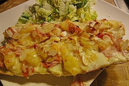 Baguette Hawaii Gourmet 1