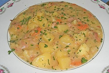 Kartoffelsuppe 10