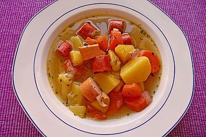 Kartoffelsuppe 16