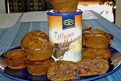 Cappuccino - Kirsch - Muffins 3