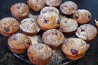 Cappuccino - Kirsch - Muffins 2