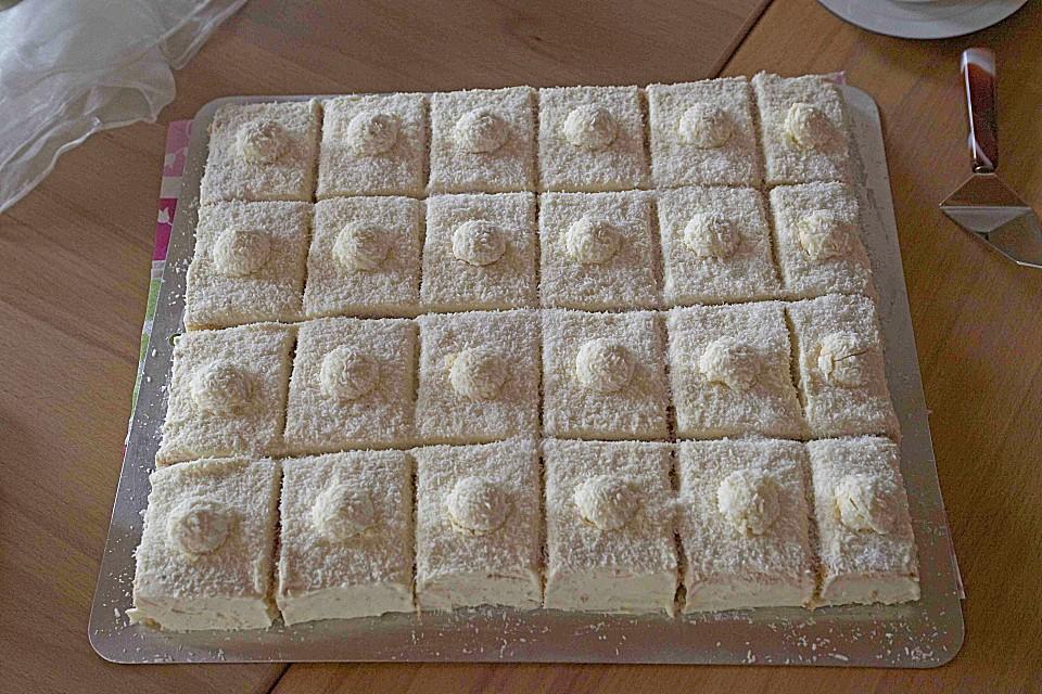Rafaello Creme Kuchen Chefkoch De