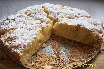 Schneller Apfelkuchen 7