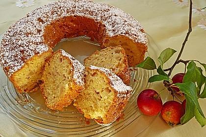 Schneller Apfelkuchen 8