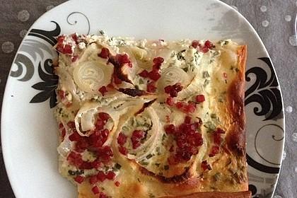 Flammkuchen schnell und preiswert 1