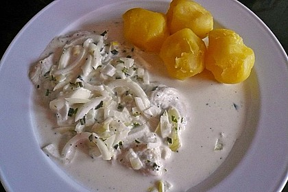 Bismarckhering - Salat 3