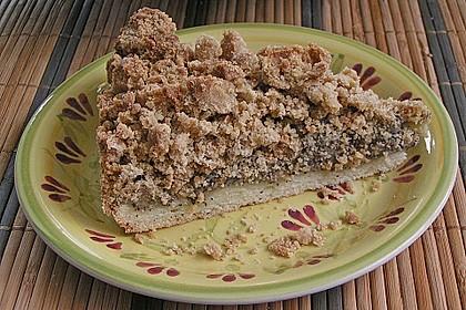 Mohnkuchen vom Blech 2