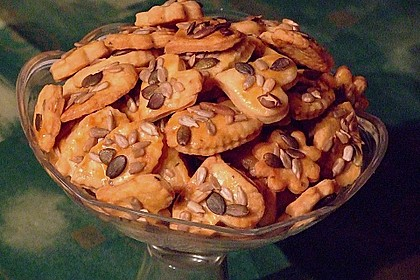 Roquefort-Käsegebäck
