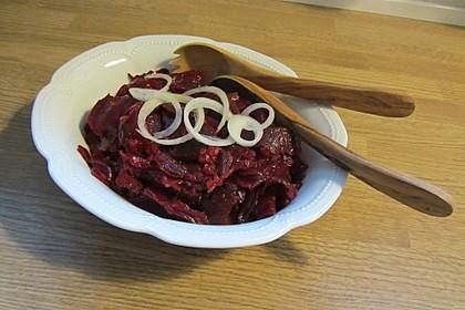 Annas Rote Bete Salat
