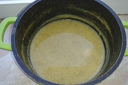 Zucchini - Creme - Suppe 31