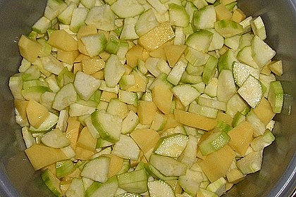 Zucchini - Creme - Suppe 21