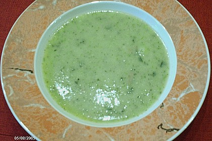 Zucchini - Creme - Suppe 33