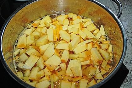 Zucchini - Creme - Suppe 35