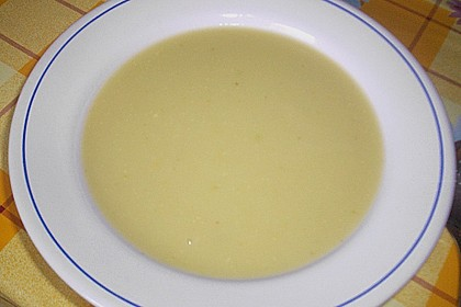 Zucchini - Creme - Suppe 22