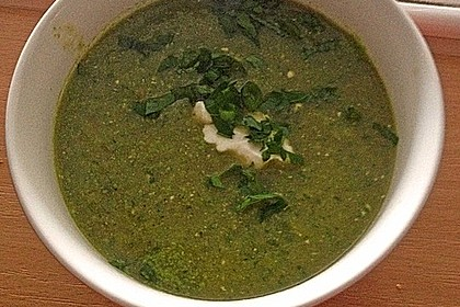 Zucchini - Creme - Suppe 45