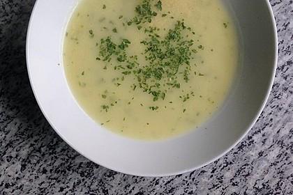 Zucchini - Creme - Suppe 12