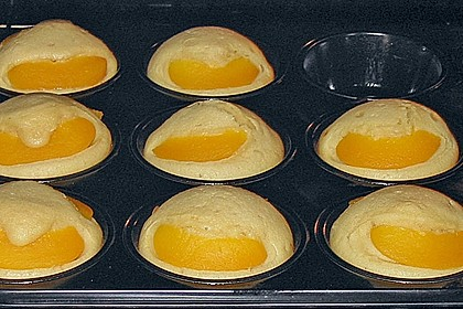 Fruchtige Marzipan - Muffins 8