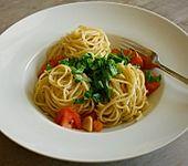 Knoblauchspaghetti II
