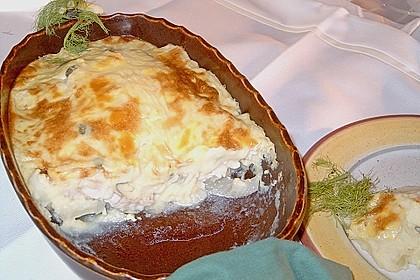 Kartoffel - Fisch - Auflauf 1