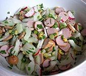 Würstchensalat