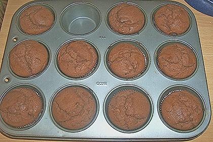 Schoko Muffins - Blitzrezept 35