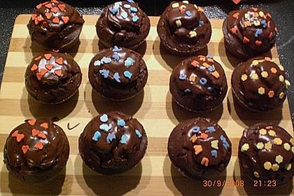 Schoko Muffins - Blitzrezept 30