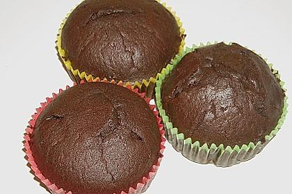 Schoko Muffins - Blitzrezept 21