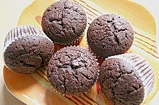 Schoko Muffins - Blitzrezept
