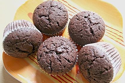 Schoko Muffins - Blitzrezept 1