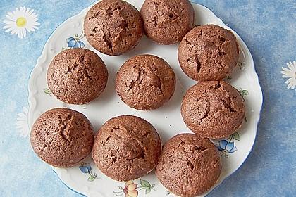 Schoko Muffins - Blitzrezept 5