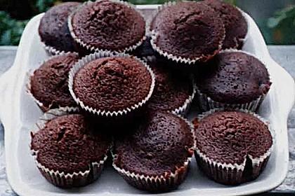 Schoko Muffins - Blitzrezept 32
