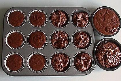 Schoko Muffins - Blitzrezept 13