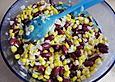 Kidneybohnen - Mais - Salat