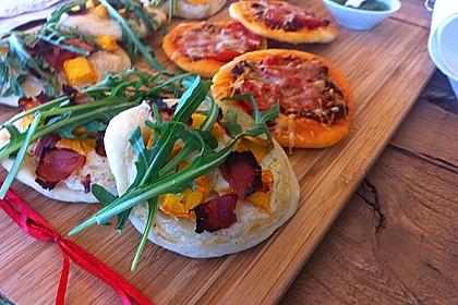 Mini - Pizzen