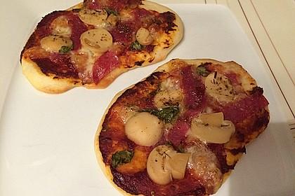 Mini - Pizzen 3