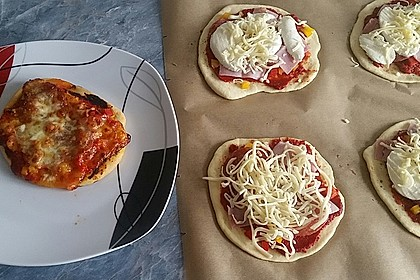 Mini - Pizzen 6