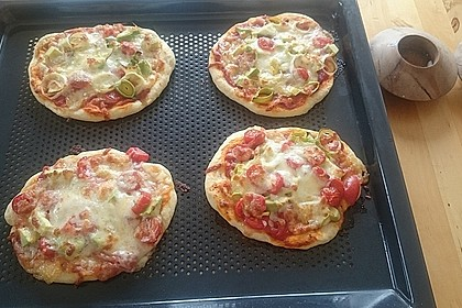 Mini - Pizzen 2