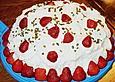 Erdbeer - Sahne - Kuppel