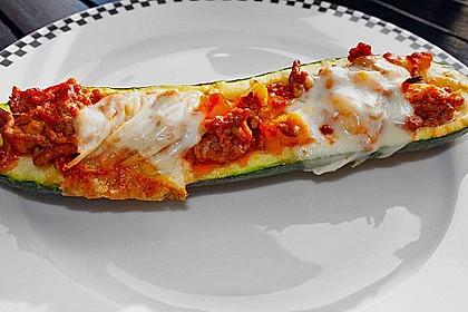 Gefüllte Zucchini 15
