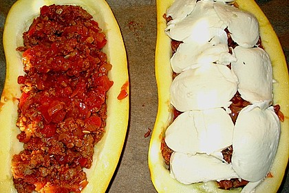 Gefüllte Zucchini 24