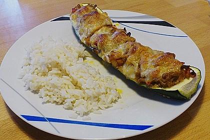 Gefüllte Zucchini 31
