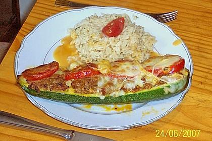 Gefüllte Zucchini 43